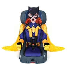 KidsEmbrace Friendship Combination Booster Car Seat - Bat Girl