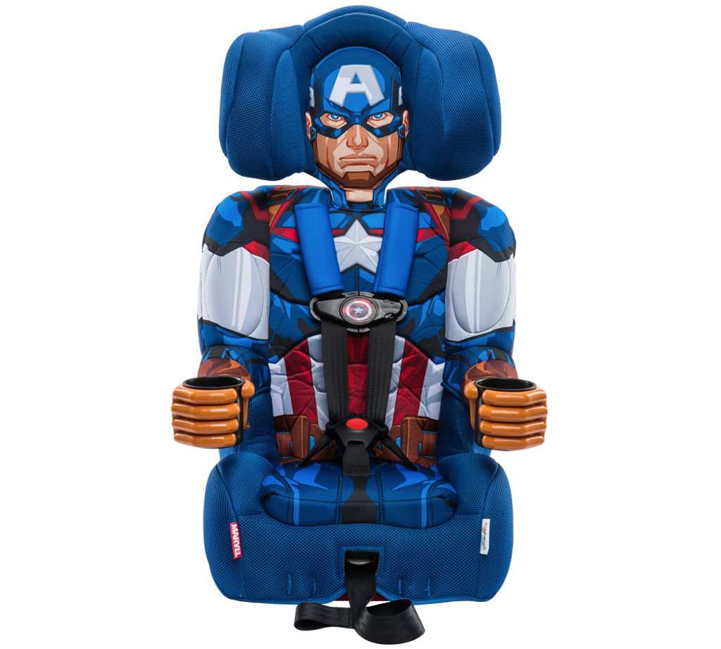 Fantastic Kidsembrace Friendship Combination Booster Car Seat Captain America Pdpeps Interior Chair Design Pdpepsorg