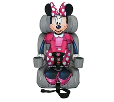 KidsEmbrace Friendship Combination Booster Car Seat - Minnie Mouse