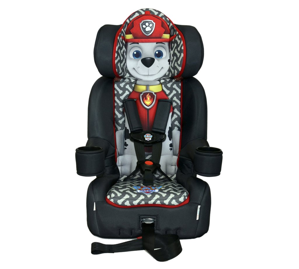 Kidsembrace Friendship Combination Booster Car Seat Paw Patrol Marshall