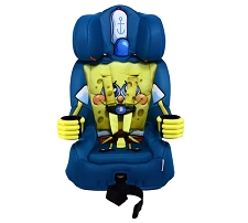 KidsEmbrace Friendship Combination Booster Car Seat - SpongeBob SquarePants
