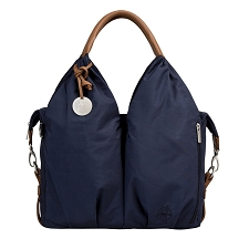 Lassig Glam Signature Diaper Bag - Navy