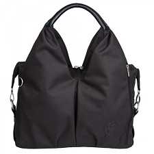 Lassig Green Label Neckline Diaper Bag - Black