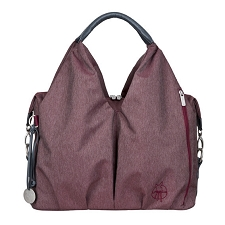 Lassig Green Label Neckline Diaper Bag - Burgundy