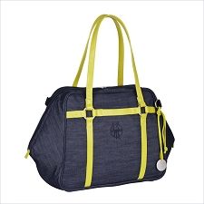 Lassig Green Label Urban Diaper Bag - Denim