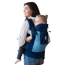 Lillebaby CARRY-ON Toddler Airflow Carrier - Blue Aqua