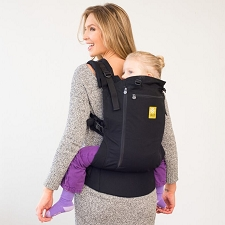 Lillebaby CARRY-ON Toddler All Seasons Carrier - Black