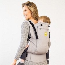 Lillebaby CARRY-ON Toddler All Seasons Carrier - Stone