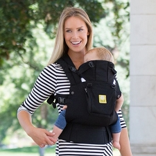 Lillebaby COMPLETE Airflow Carrier - Black
