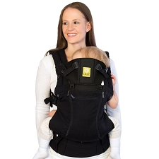 Lillebaby COMPLETE All Seasons Carrier - Black