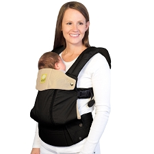 Lillebaby COMPLETE All Seasons Carrier - Black Camel