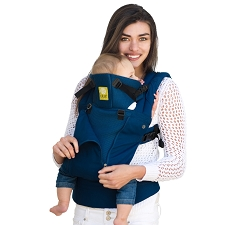 Lillebaby COMPLETE All Seasons Carrier - All Navy
