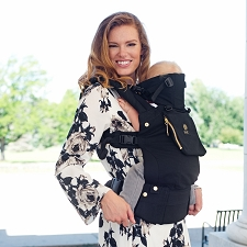 Lillebaby COMPLETE Original Carrier - Black Gold