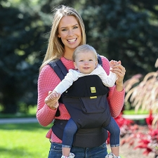Lillebaby COMPLETE Original Carrier - Charcoal Black