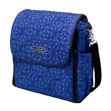 Embossed Boxy Backpack - Westminster Stop