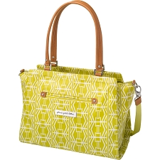 Statement Satchel - Electric Citrus