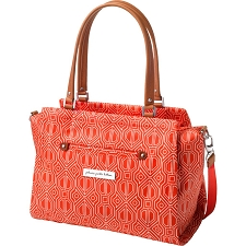 Statement Satchel - Paprika