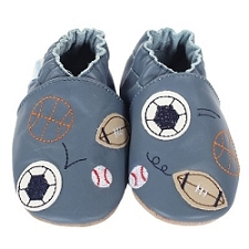 Robeez Soft Soles - Play Ball