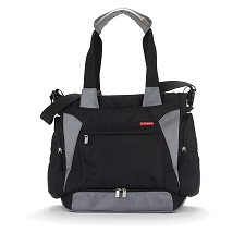 Skip Hop Bento Ultimate Diaper Bag - Black