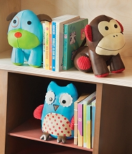 Skip Hop Zoo Bookends - 2pcs