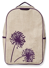 SoYoung Grade School Backpack - Purple Dandelion