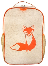 SoYoung Grade School Backpack - Orange Fox