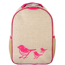 SoYoung Toddler Backpack - Pink Birds