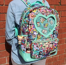 Tokidoki Backpack -  California Dreamin' Collection