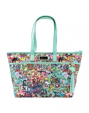 Tokidoki Tote Bag - California Dreamin' Collection