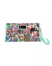 Tokidoki Wristlet Cosmetic Bag - California Dreamin' Collection