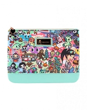 Tokidoki Zip Pouch - California Dreamin' Collection