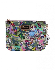 Tokidoki Zip Pouch - Camo Kawaii Collection