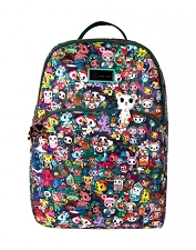 Tokidoki Backpack - Rainforest Collection