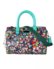 Tokidoki Bowler Bag - Rainforest Collection