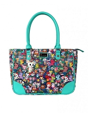 Tokidoki Tote Bag - Rainforest Collection