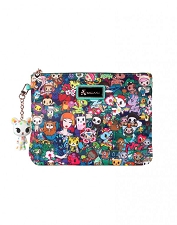 Tokidoki Zip Pouch - Rainforest Collection