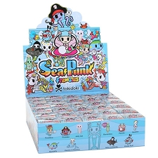 Tokidoki Blind Box - Sea Punk Frenzies - FULL BOX 30PCS