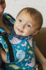 Tula Toddler Carrier - Unicorn of the Sea