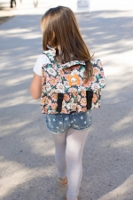 Tula Kids Backpack - Flourish