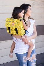 Tula Kids Backpack - Little Workers