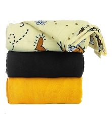 Tula Blanket Set - Bee Happy
