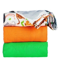 Tula Blanket Set - Safari