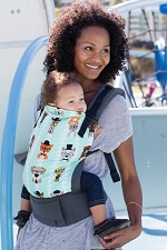 Tula Toddler Carrier - Clever
