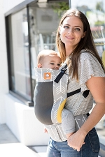 Tula Toddler Carrier - Coast Archer