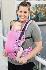 Tula Toddler Carrier - Coast Stickers