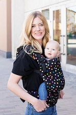 Tula Free-to-Grow Baby Carrier - Confetti Dot