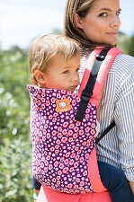 Tula Toddler Carrier - Coral Reef