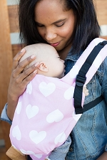 Tula Free-to-Grow Baby Carrier - Love Your So Much