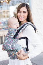 Tula Free-to-Grow Baby Carrier - Party Pieces