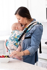 Tula Free-to-Grow Baby Carrier - Lanai